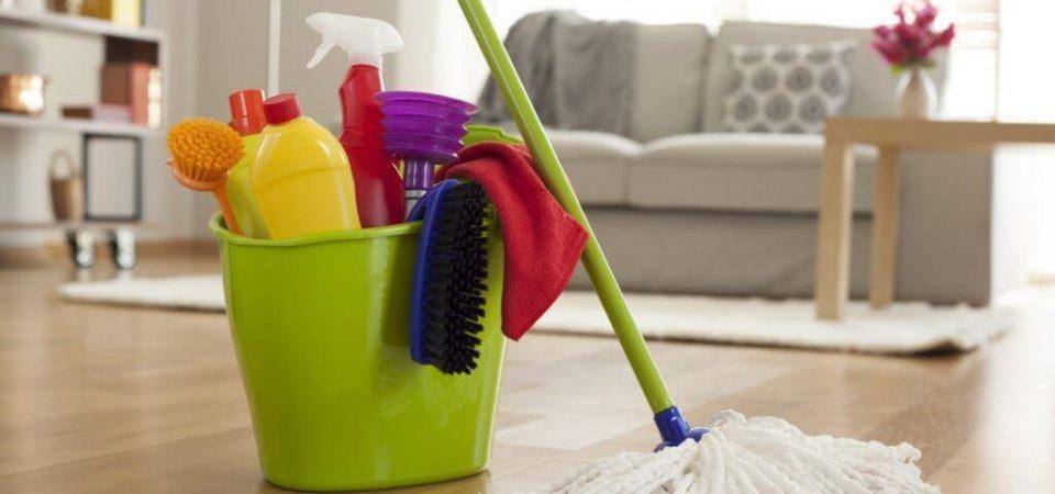 Cómo desinfectar su equipo de trabajo