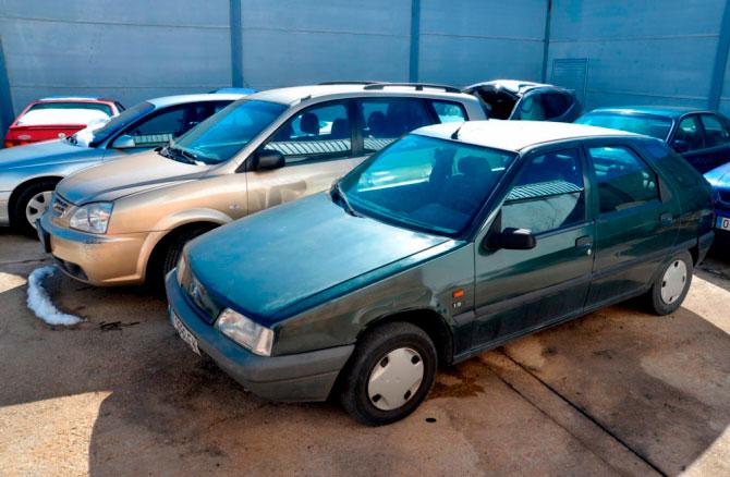 Consejos para mandar tu coche al desguace