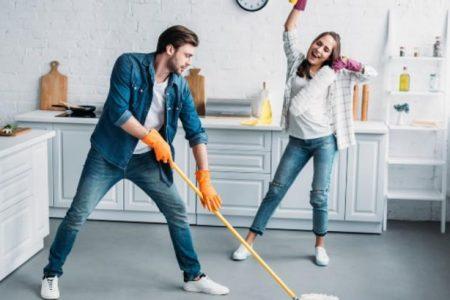 Cómo desinfectar su casa de forma segura