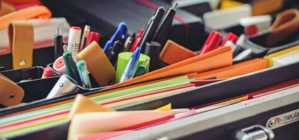 Consejos para elegir materiales de oficina