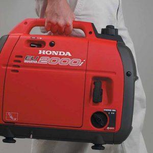Consejos para el cuidado y uso del generador portátil